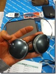 Bluetoothステレオヘッドセット400-HS030