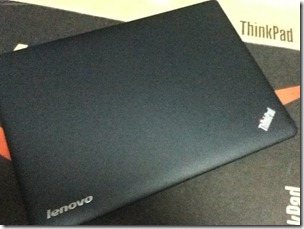 ThinkPad Edge E430