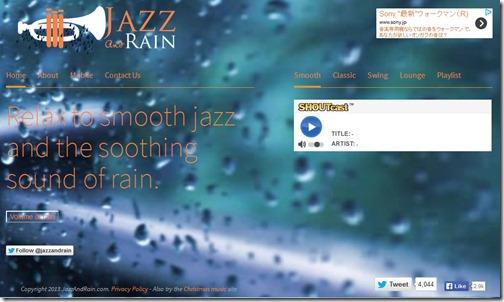 JazzAndRain.com