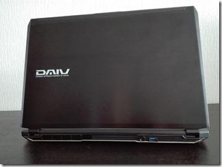 「DAIV-NG5720S1-SH2」の背面
