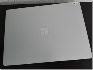 Surface Laptop天板