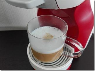 ウェルネスラテ アミノエナジー配合のカフェラテ