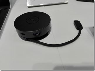 Dell USB-Cモバイルアダプタ –DA300