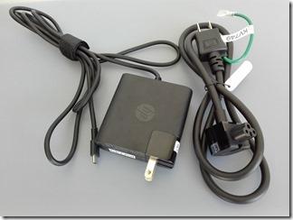 HP Spectre x360 13-ae000のACアダプタ