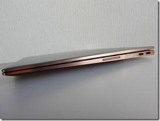 HP Spectre x360 13-ae000右側面