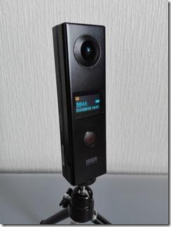 全天球360度カメラ「400-CAM063」