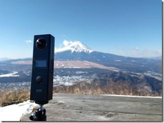 全天球360度カメラ400-CAM063の撮影方法