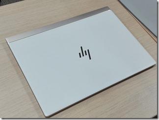 「HP Spectre 13-af000」セラミックホワイト