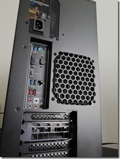 「MASTERPIECE i1630PA2-SP-DL」の背面