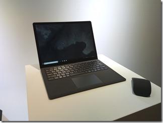「Surface Laptop 2」
