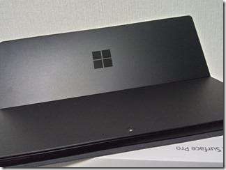 「Surface Pro 6」ブラックカラー