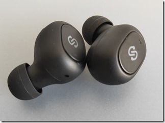 SoundPEATS(サウンドピーツ) TrueFreeのボタン
