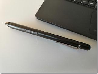 「dynabook DZ83/J」アクティブ静電ペンのキャップ