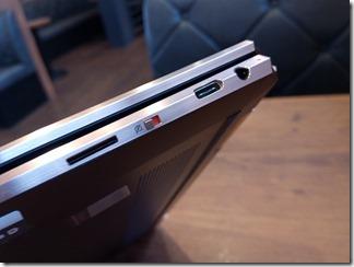 HP Spectre x360 13 プライバシースイッチ