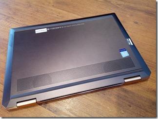 HP Spectre x360 13 底面